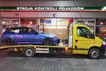 Pomoc drogowa Rzeszów - Laweta Rzeszów