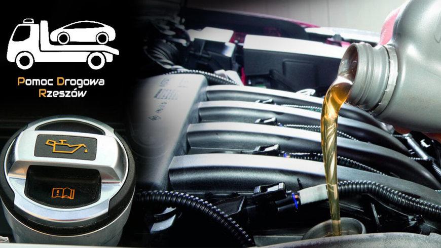 Wymiana oraz Sprawdzenie oleju silnikowego