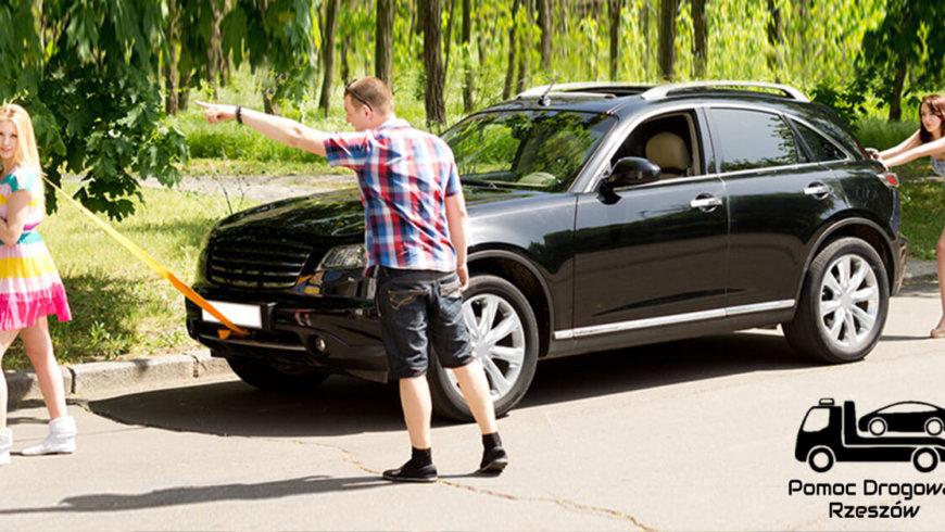 Sprawdź samochód i unikaj pomocy drogowej