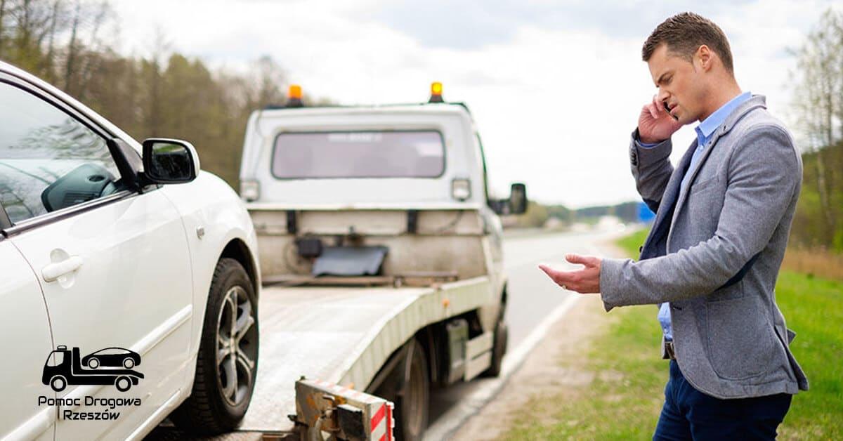 Darmowe Holowanie oraz samochód zastępczy
