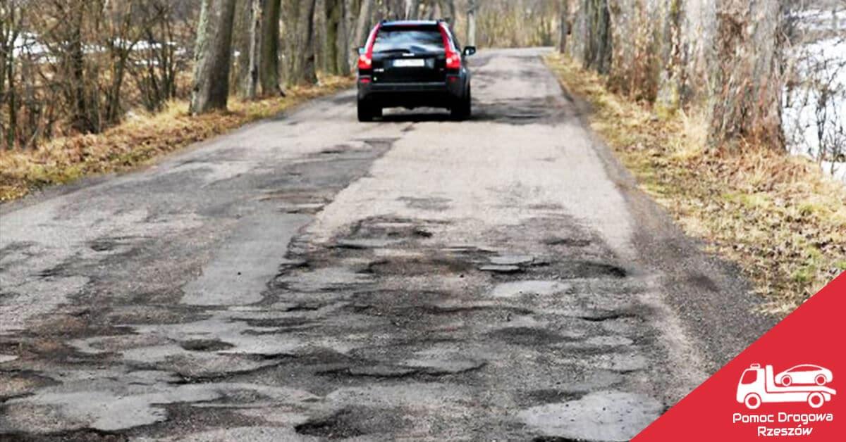 Niebezpieczeństwo na drodze i pomoc drogowa 24