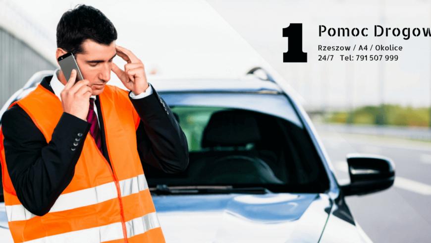 Samochód zgasł podczas jazdy? Jak pomoże Ci pomoc drogowa?