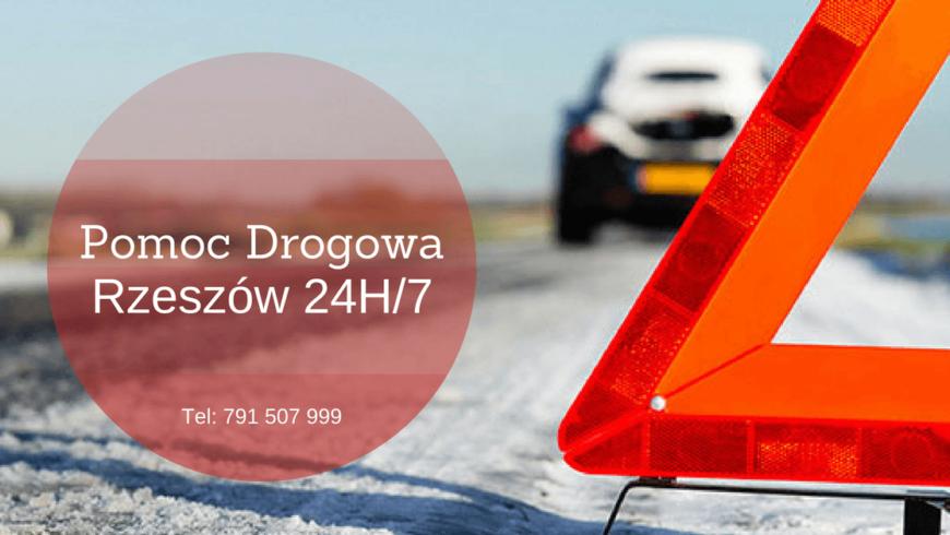 Pomoc drogowa Rzeszów podczas awarii sprzęgła w podróży