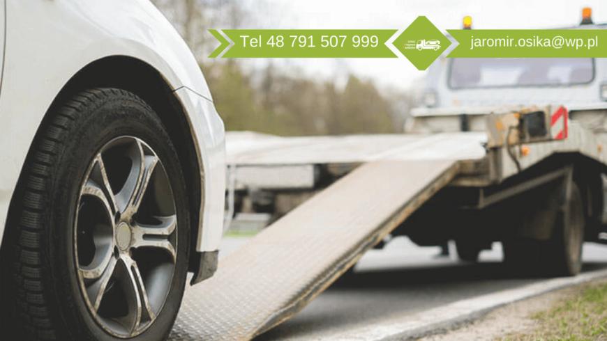Wsparcie drogowe – jak przebiega usługa pomocy drogowej?