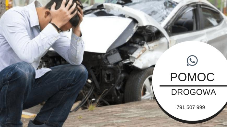 Pomoc Drogowa Jaromir – znajdź pomoc w razie wypadku samochodowego