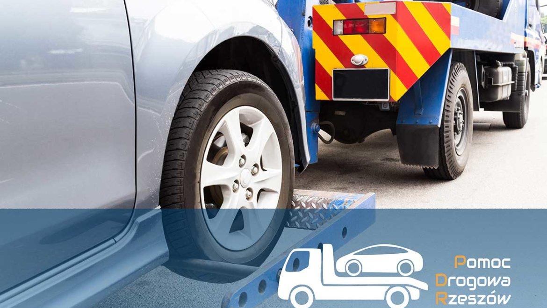 Pomoc drogowa- wymogi sprzętowe