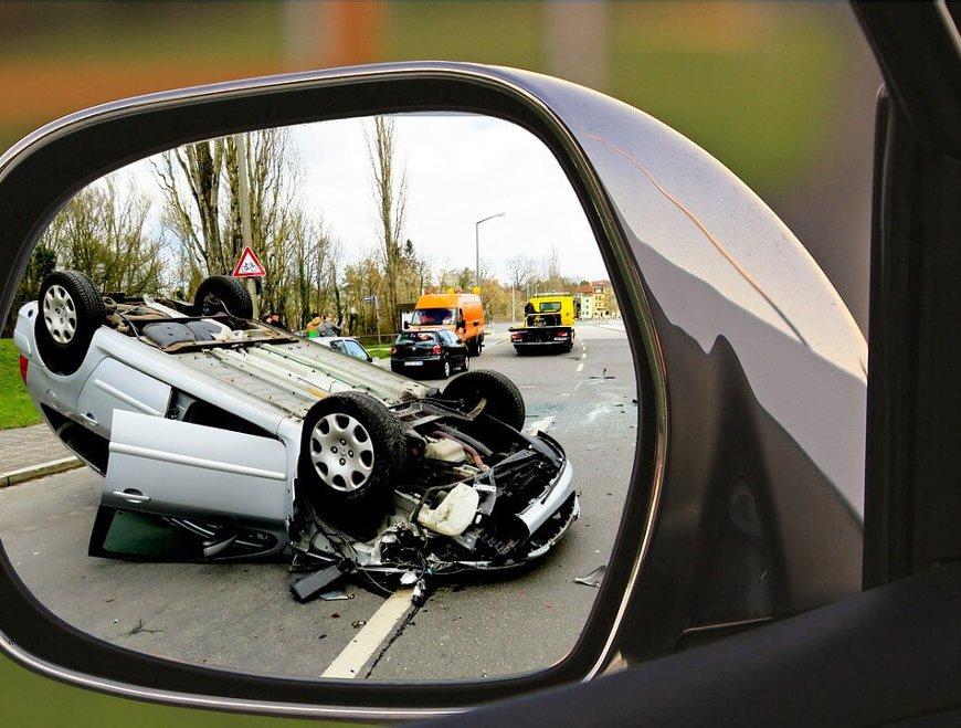 Wypadek drogowy lub kolizja – co dalej?