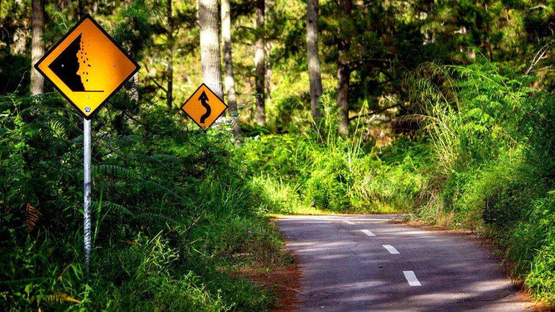 Znaki drogowe kiedyś i dziś